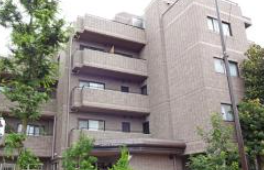 3LDK Mansion in Midoricho - Koganei-shi