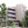 3LDK Apartment to Rent in Koganei-shi Exterior
