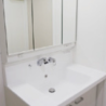 2LDK Apartment to Buy in Osaka-shi Tennoji-ku Washroom