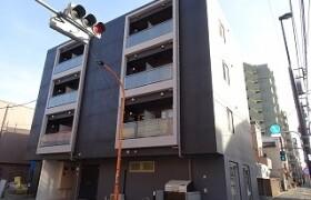 墨田区立花-1K公寓大厦