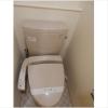 1K Apartment to Rent in Yokohama-shi Kohoku-ku Toilet