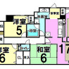 3LDK Apartment to Buy in Osaka-shi Hirano-ku Interior