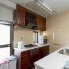 4LDK Apartment to Rent in Osaka-shi Higashinari-ku Kitchen