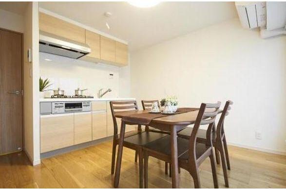 在Ota-ku購買1DK 公寓的房產 內部