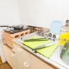 3LDK Apartment to Rent in Kyoto-shi Shimogyo-ku Kitchen
