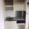 1K Apartment to Rent in Sagamihara-shi Chuo-ku Kitchen
