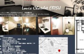 涩谷区恵比寿-1K{building type}