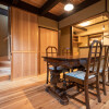 3LDK Terrace house to Buy in Kyoto-shi Kamigyo-ku Living Room