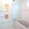2LDK Apartment to Rent in Ota-ku Bathroom