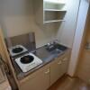 在涩谷区内租赁1K 公寓大厦 的 厨房