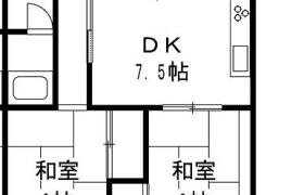 さいたま市南区 白幡 3DK マンション