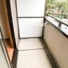 在藤沢市内租赁1K 公寓大厦 的 阳台/走廊