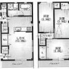 4LDK House to Buy in Osaka-shi Taisho-ku Floorplan