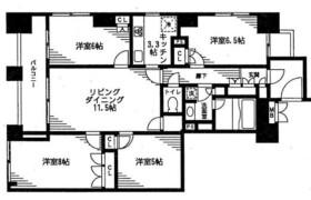 4LDK Mansion in Nihombashibakurocho - Chuo-ku
