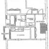 在神戸市中央區內租賃2LDK 公寓大廈 的房產 內部