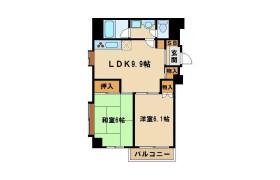 2LDK Mansion in Ukima - Kita-ku