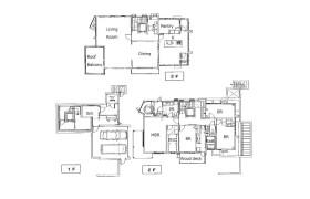 4SLDK House in Yamatecho - Ashiya-shi