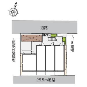1K Apartment in Higashicho - Yokohama-shi Isogo-ku Floorplan