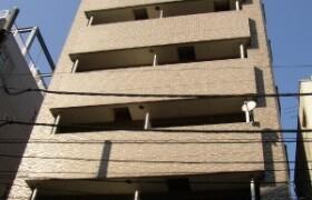 1DK {building type} in Higashiazabu - Minato-ku