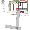 1R Apartment to Rent in Suginami-ku Outside Space
