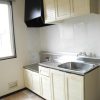 2LDK Apartment to Rent in Ota-ku Kitchen