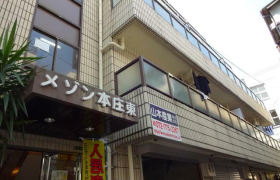 1DK Mansion in Honjohigashi - Osaka-shi Kita-ku