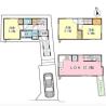 3LDK House to Buy in Shibuya-ku Floorplan