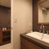 在港区购买3LDK 公寓大厦的 盥洗室