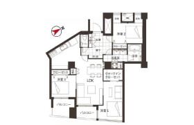 港區港南-3LDK{building type}