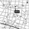 1LDK アパート 世田谷区 地図