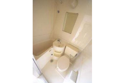 Whole Building Apartment to Buy in Koganei-shi Bathroom