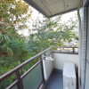 1R Apartment to Rent in Okegawa-shi Balcony / Veranda
