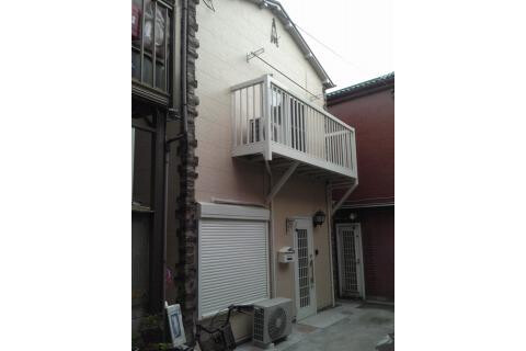 Shared Guesthouse to Rent in Toshima-ku Exterior