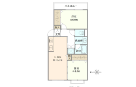2SDK Apartment in Nukui - Nerima-ku