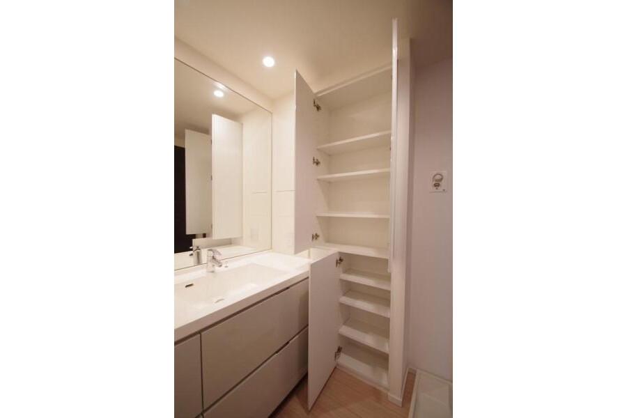 3LDK Apartment to Buy in Katsushika-ku Washroom