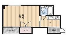 1K Mansion in Katamachi - Osaka-shi Miyakojima-ku