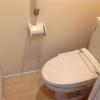1R Apartment to Rent in Chiba-shi Hanamigawa-ku Toilet