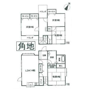 Whole Building {building type} in Susukishima - Togane-shi Floorplan