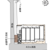 1K Apartment to Rent in Yokohama-shi Minami-ku Floorplan