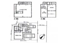 3LDK House in Nishiuraga - Yokosuka-shi