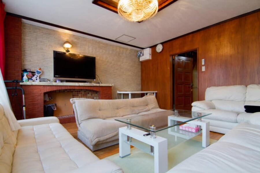 在Osaka-shi Higashisumiyoshi-ku内租赁5LDK 独栋住宅 的 起居室