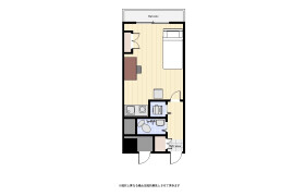 大田區大森北-1R公寓大廈