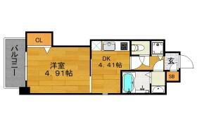 1DK {building type} in Minoshima - Fukuoka-shi Hakata-ku