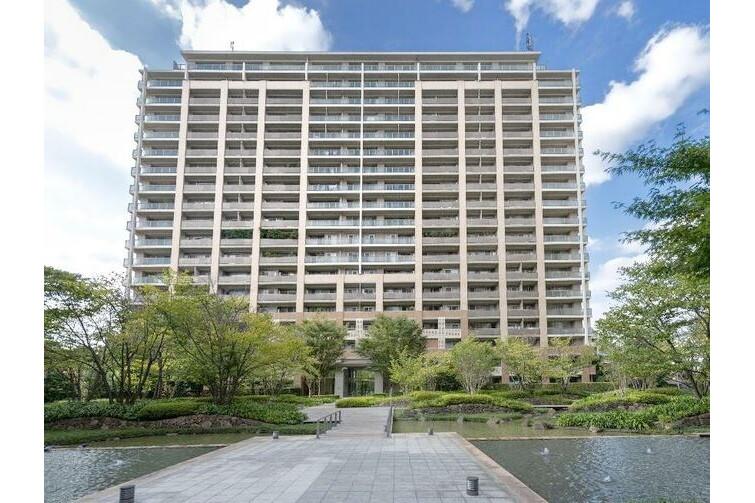 在世田谷区购买2LDK 公寓大厦的 户外