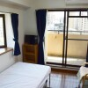 1K Apartment to Rent in Osaka-shi Chuo-ku Bedroom