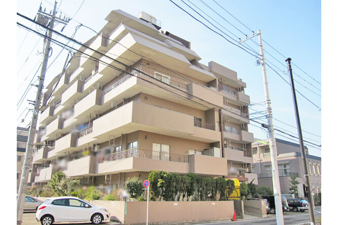 1DK Apartment to Rent in Setagaya-ku Exterior