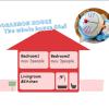 2LDK House to Rent in Kita-ku Floorplan