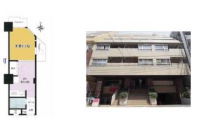 1DK {building type} in Ikebukuro (1-chome) - Toshima-ku