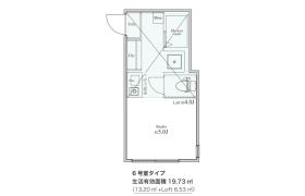 1R Apartment in Sakamachi - Shinjuku-ku