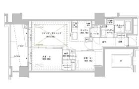 2LDK Mansion in Minamiyamabushicho - Shinjuku-ku